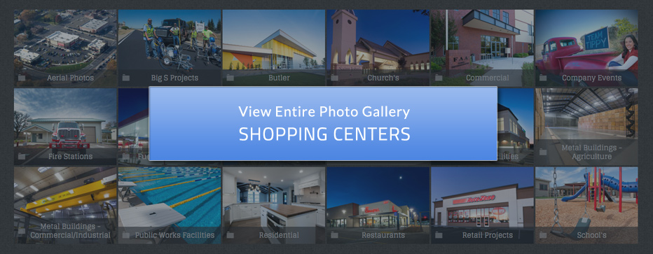 Shopping Center Construction | Hilbers Inc.