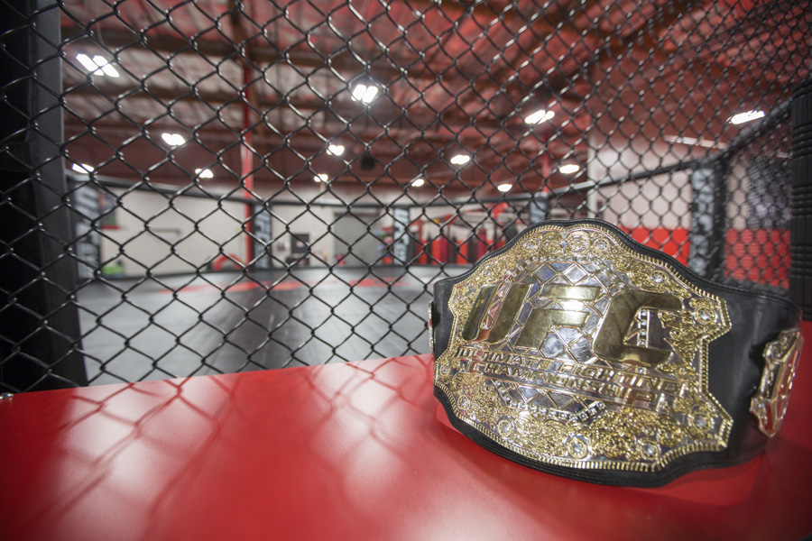 UFC Gym, Construction, Contractor, Ground up, Renovation