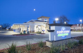 Surf Thru Express Car Wash – Chico, CA